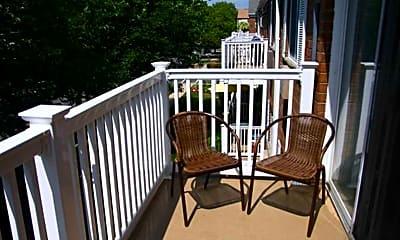 Patio / Deck, Brinley Manor, LLC, 2