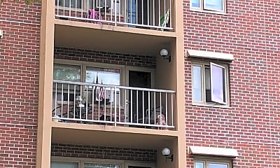 George M. Rhodes Apartments, 2
