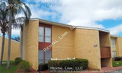 Building, 3463 Clark Road - 161, 0