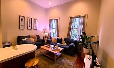 Living Room, 246 Race St, 1
