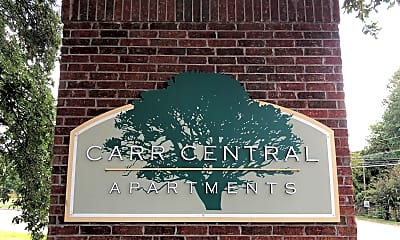 Carr Central Apartments, 1