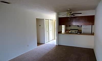Living Room, 900 Blanton St, 1