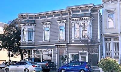 Building, 1201 Guerrero St, 1