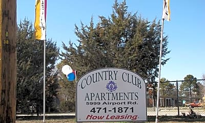 Country Club Apartments, 2