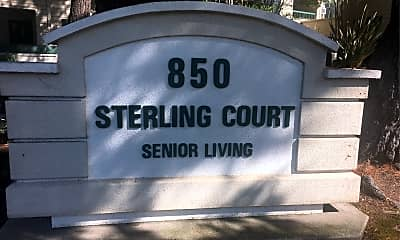 STERLING COURT, 1