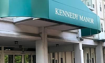 Kennedy Manor, 1