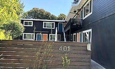 Community Signage, 401 Ash St., 0