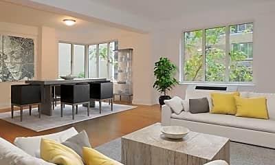 Living Room, 40 Central Park S 10HI, 0