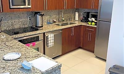 Kitchen, 4101 Pine Tree Dr 1107, 1