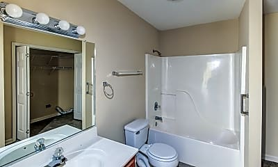 Bathroom, M&M Senior Living, 2