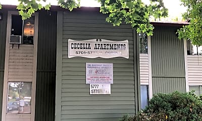 Cecelia Apartments, 1