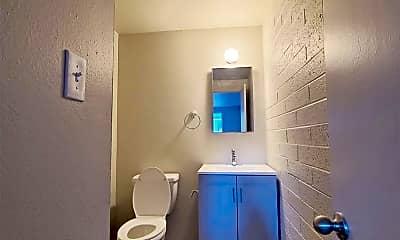 Bathroom, 1420 S Yale St, 1