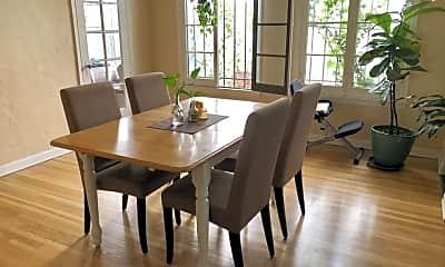 Dining Room, 429 N Ogden Dr, 1