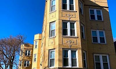 Building, 1534 S Komensky Ave, 1