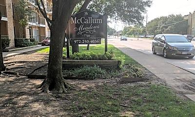 McCallum Meadows Apartment Homes, 1