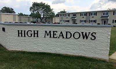 High Meadows Apartments, 1