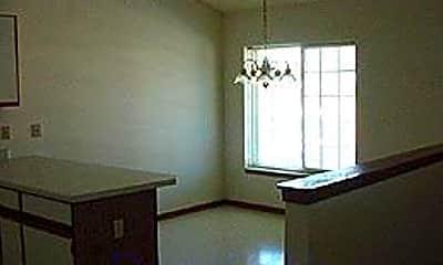 Dining Room, Fischer Heights, 2