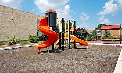Playground, Mission Pointe Club, 2