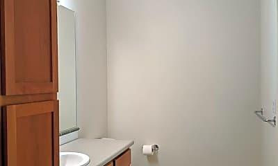 Bathroom, 2000 Alaskan Way #444, 2