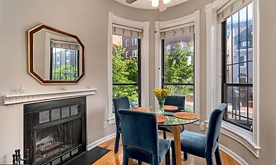 Dining Room, 2117 N St NW 2, 1