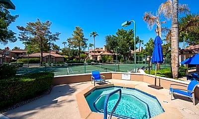 Pool, 10101 N Arabian Trail 1062, 2