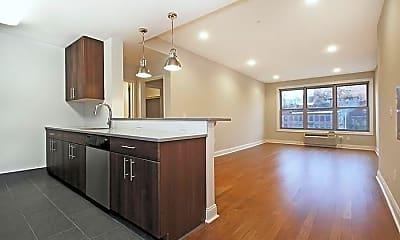 Kitchen, 100 Marshall St 208, 0
