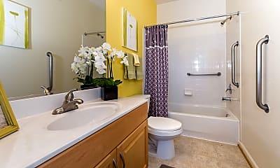 Bathroom, Kensington Crossing, 0