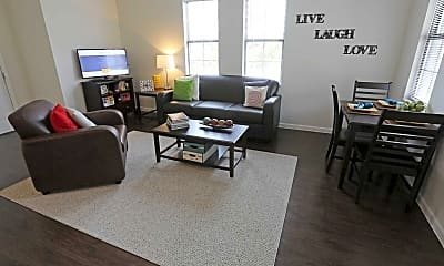 Living Room, The Province, 1