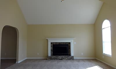 Living Room, 307 Split Rail Way, 1