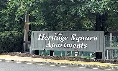 Heritage Square Apartments, 1