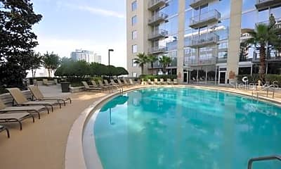 Pool, 155 S Court Ave 2307, 1