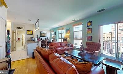 Living Room, 343 Cedar St NW 314, 1