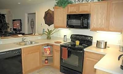 Kitchen, The Timbers, 1