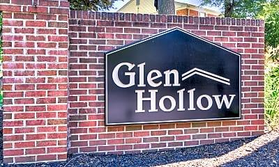 Community Signage, Glen Hollow, 2