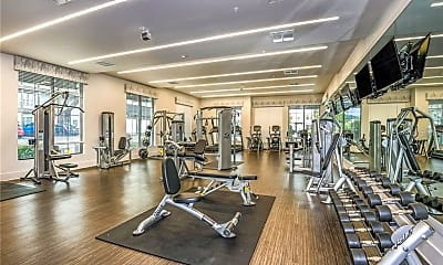 Fitness Weight Room, 14619 Casita Ridge, 2