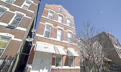 Building, 1322 W 18th Pl 1R, 0