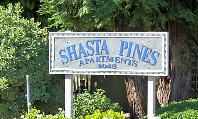 Community Signage, 2045 Shasta St, 2
