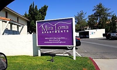 Mira Loma Apartments, 1