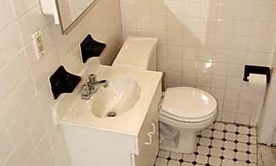 Bathroom, 329 E 74th St, 2