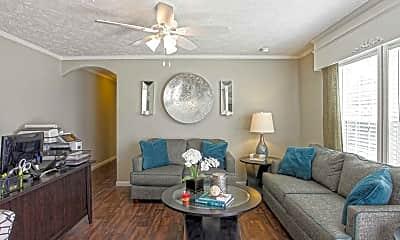 Living Room, Pine Village, 1