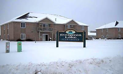 Evergreen Lake Apartments, 0