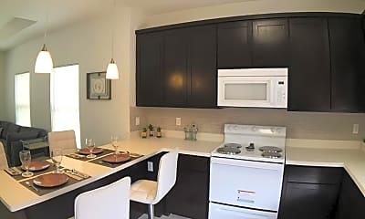 Kitchen, 3601 Valeria St, 1