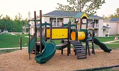 Playground, Claire Court, 1