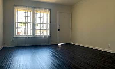 Living Room, 1249 N Edgemont St, 1
