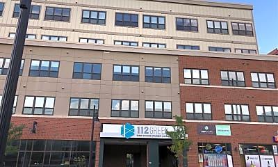 112 Green Apartment, 1