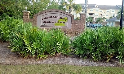 Panama Commons Apartments, 1
