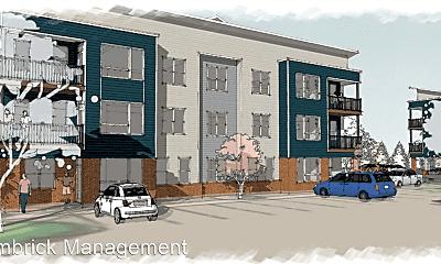 Building, 6319 Fox Rd, 1