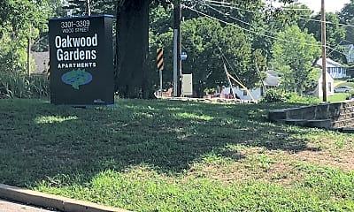 Oakwood Garden Apartments, 1