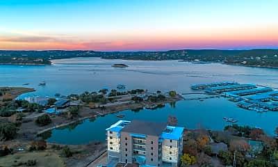 View, The Hudson on Lake Travis, 0