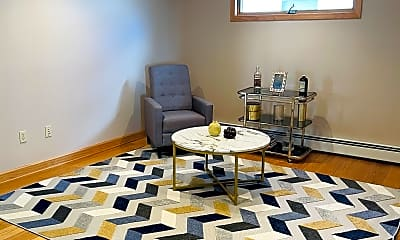 Living Room, 26 Chapel St, 2
